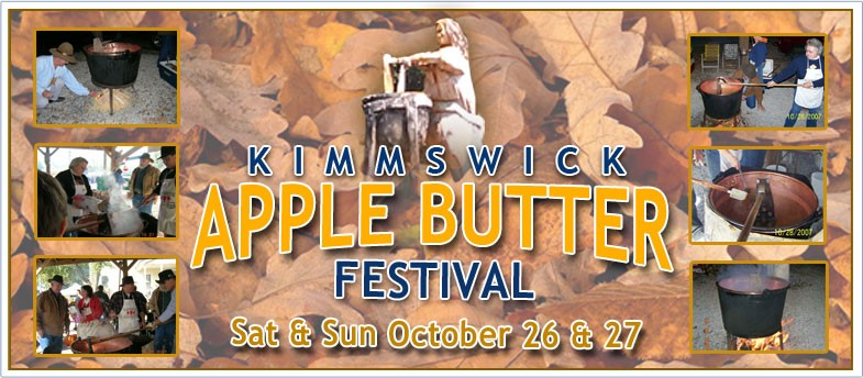 Kimmswick Apple Butter Festival